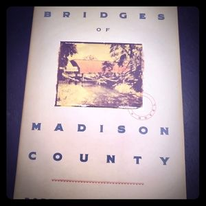 Books | Bridges of Madison County Robert J Waller